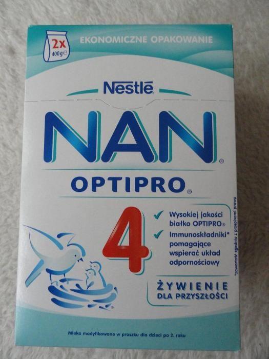 Mleko Nestle NAN Optipro 4