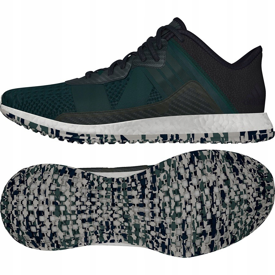 Buty adidas Pure Boost ZG Trainer S76728 grafitowy