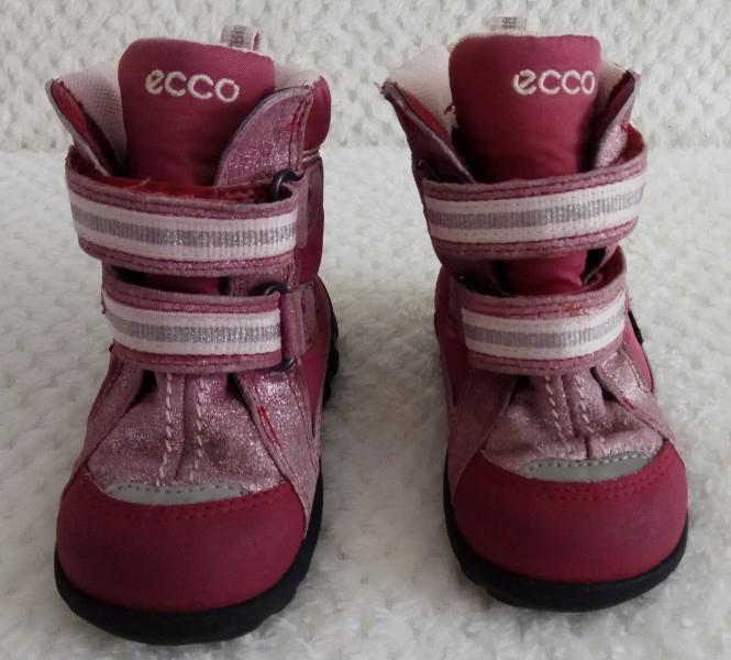 Buty buciki Ecco rozmiar 25 gore tex kozaczki