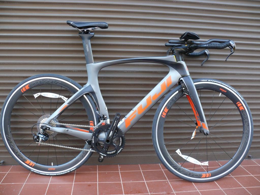 Rower thriathlon Fuji Norcom Straight 2.1 M/L