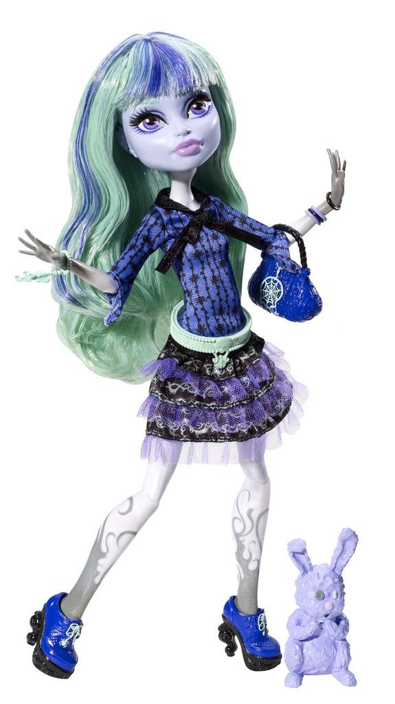 226 Monster High 13 Zyczen Twyla Lalka 7306352491 Oficjalne Archiwum Allegro