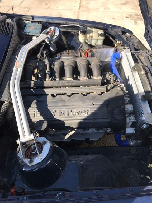 Silnik Bmw M3 E36 3 2 S50b32 M Power Swap 7680848427 Oficjalne Archiwum Allegro