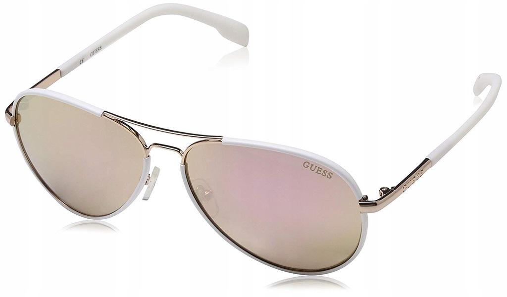 Guess okulary przeciwsłoneczne | Lustrzanki | eyerim.pl