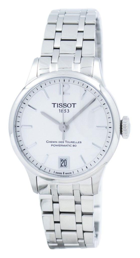 Męski zegarek TISSOT T099.207.11.037.00