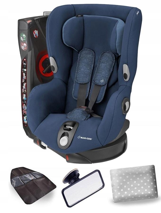 Fotelik Obrotowy Maxi Cosi Axiss 9 18 Kg N Blue 7440256952 Oficjalne Archiwum Allegro