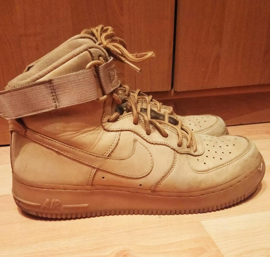 Nowe Buty Nike Air Force 1 High roz 42