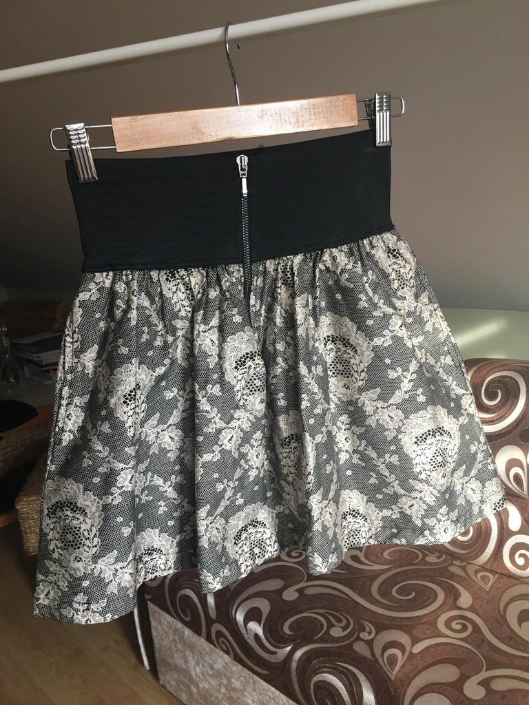 spódniczka mini Zara TRF rozmiar s