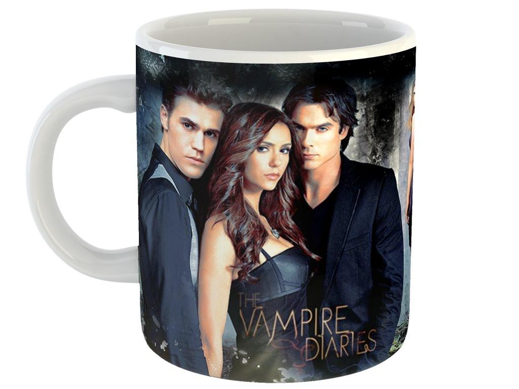 Pamiętniki wampirów z Eleną i Damonem