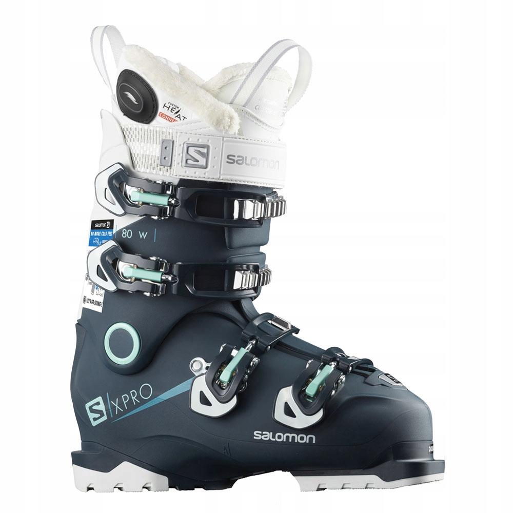 Salomon SPro 120 Custom Heat Connect Ski Boots 2020