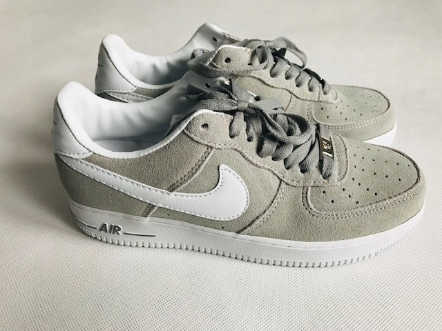 NIKE Air Force 1 One Low szare 488298 029 r. 42