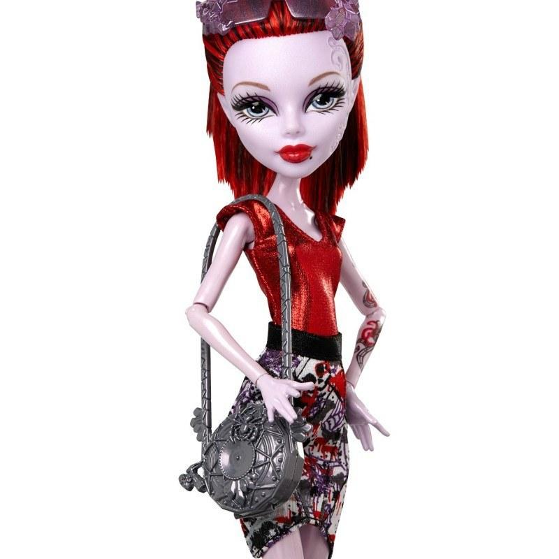 Monster High Lalka Straszyciolka Operetta Boo York 7064340348 Oficjalne Archiwum Allegro