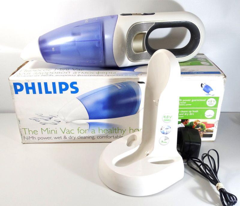 minivac odkurzacz ręczny wet&dry