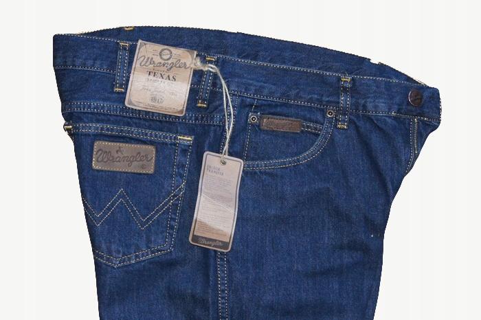Spodnie jeans WRANGLER TEXAS W12105009 W34L30