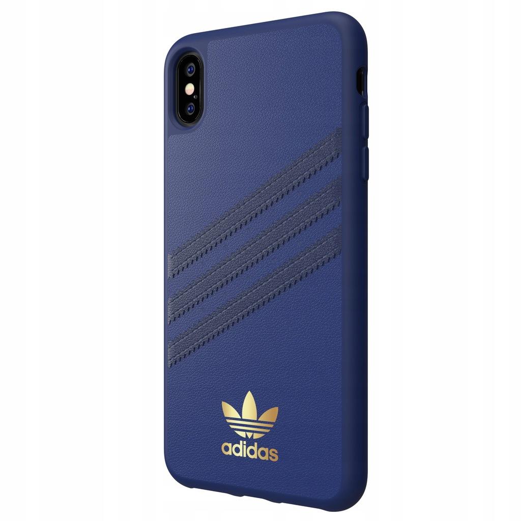 Adidas Etui Pokrowiec Obudowa Guma Iphone Xs Max 7582264454 Oficjalne Archiwum Allegro