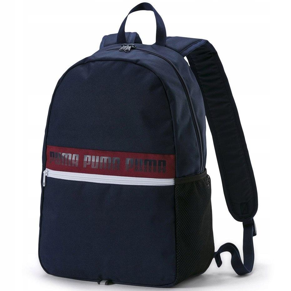 Plecak Puma Phase Backpack II granatowy 075592 02
