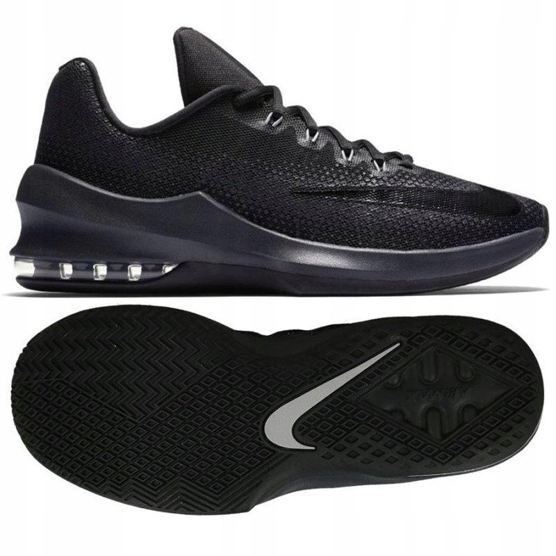 Buty do koszykówki Nike Air Max Infuriate Low (852457 001)