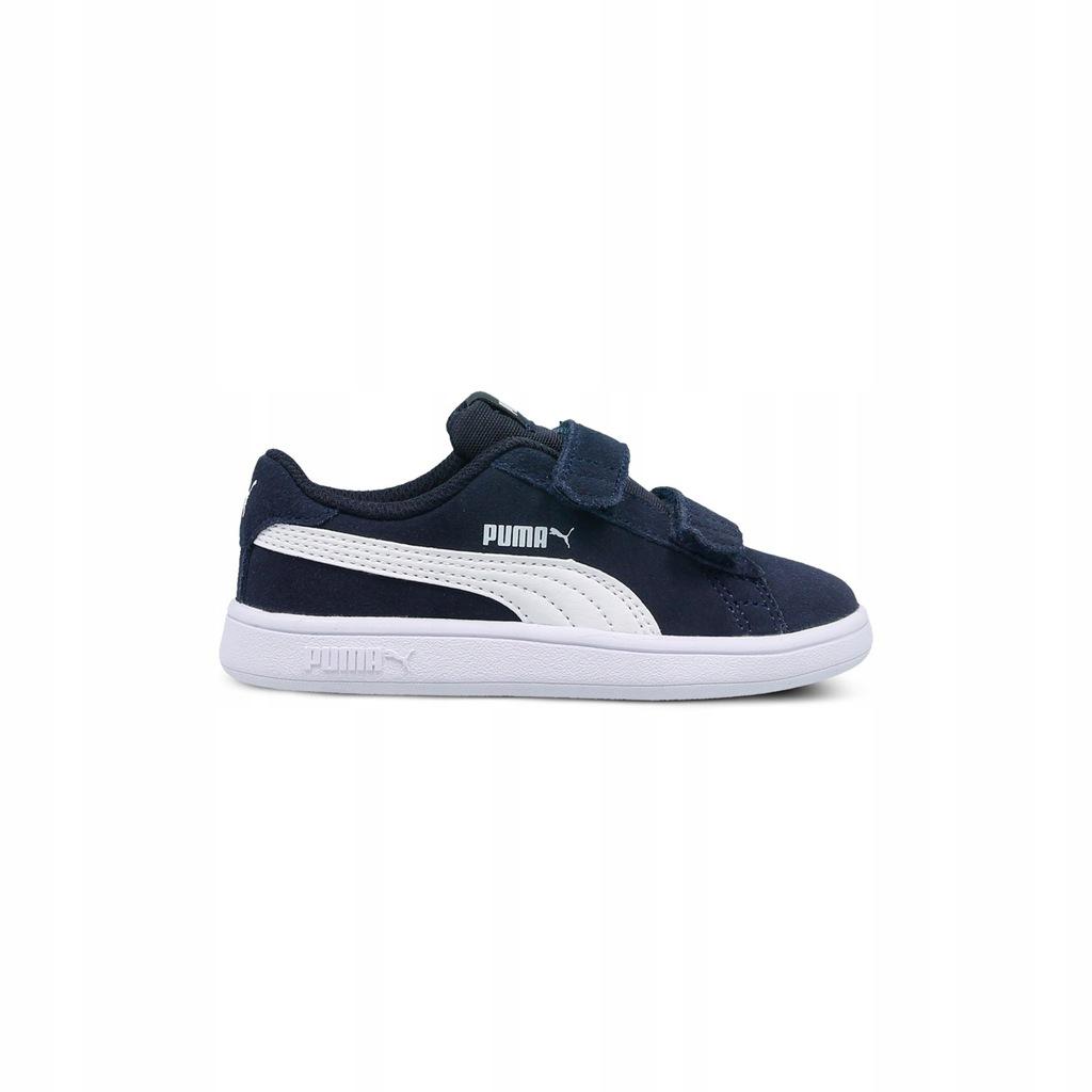 PUMA (21) SMASH V2 buty trampki dziecięce