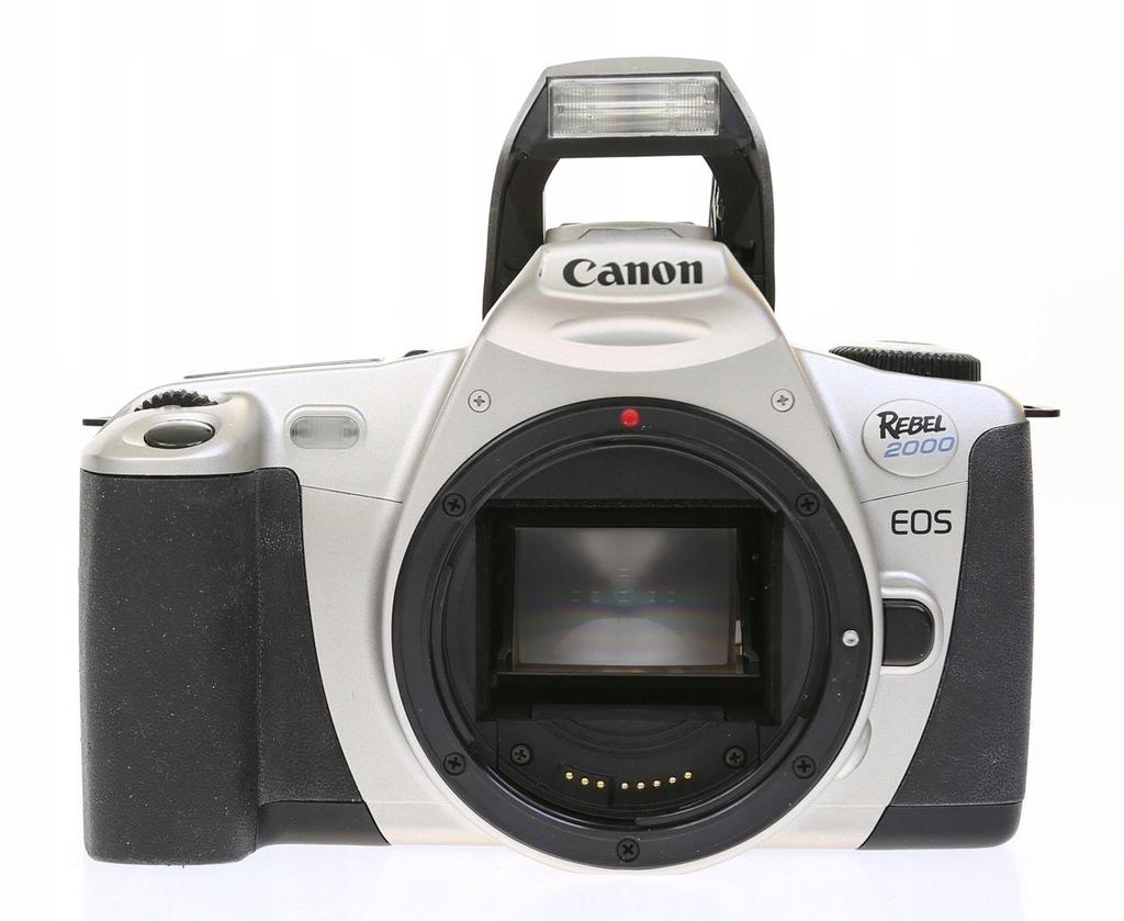 Canon Rebel 2000 Czytaj Opis 7551823081 Oficjalne Archiwum Allegro