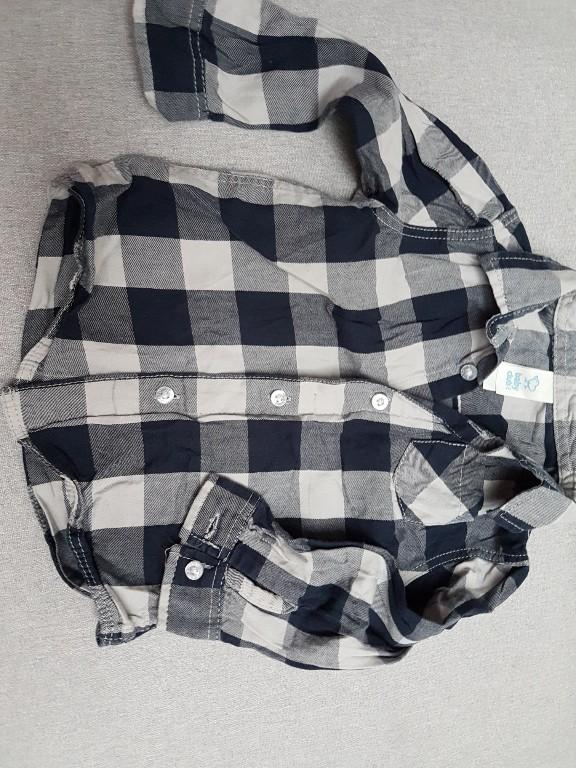 Koszula Krata C&A 80 cm