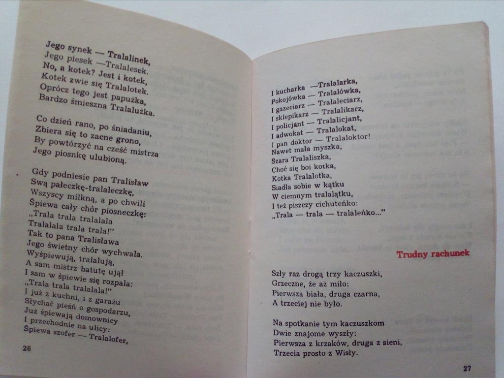 Spóźniony Słowik I Inne Wiersze