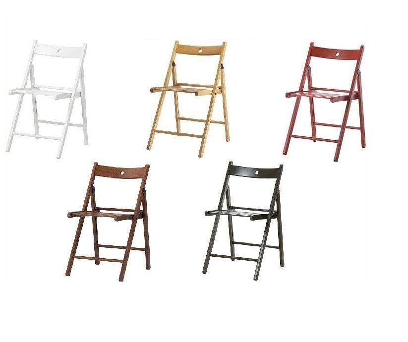 IKEA krzesło składane drewniane TERJE kurier24