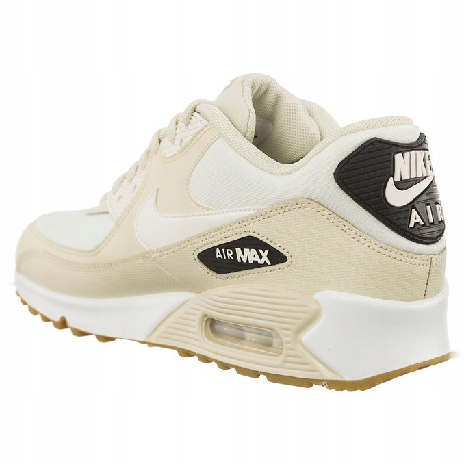 Nike Sportowe Damskie Brązowy, beżowy r.38