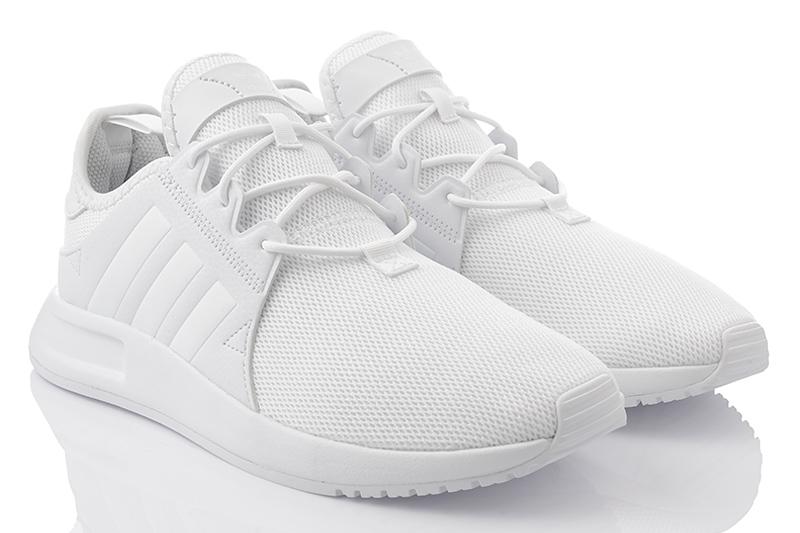 buty damskie adidas x_plr nmd białe