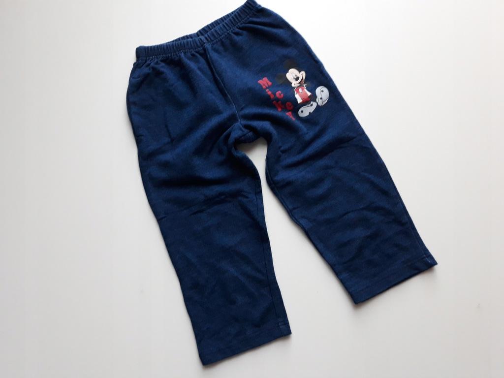 agastyl DISNEY spodnie dresowe myszka miki 92