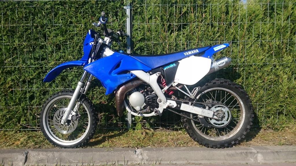 Yamaha Dt 50 80 Okazja Polini Leo Vince Yz Cr Kx R 7450082392 Oficjalne Archiwum Allegro