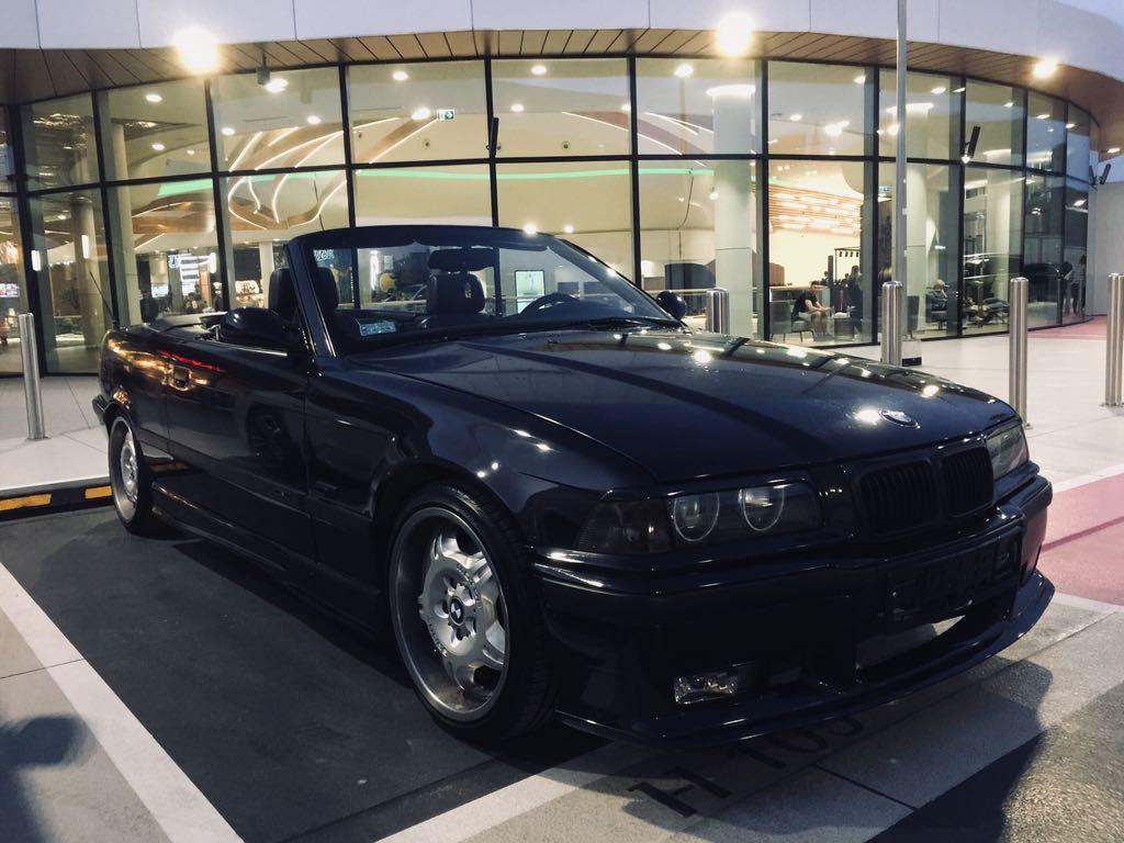 Bmw E36 Cabrio M Pakiet Nie Z3 Z4 E46 E90 E39 7336528170 Oficjalne Archiwum Allegro