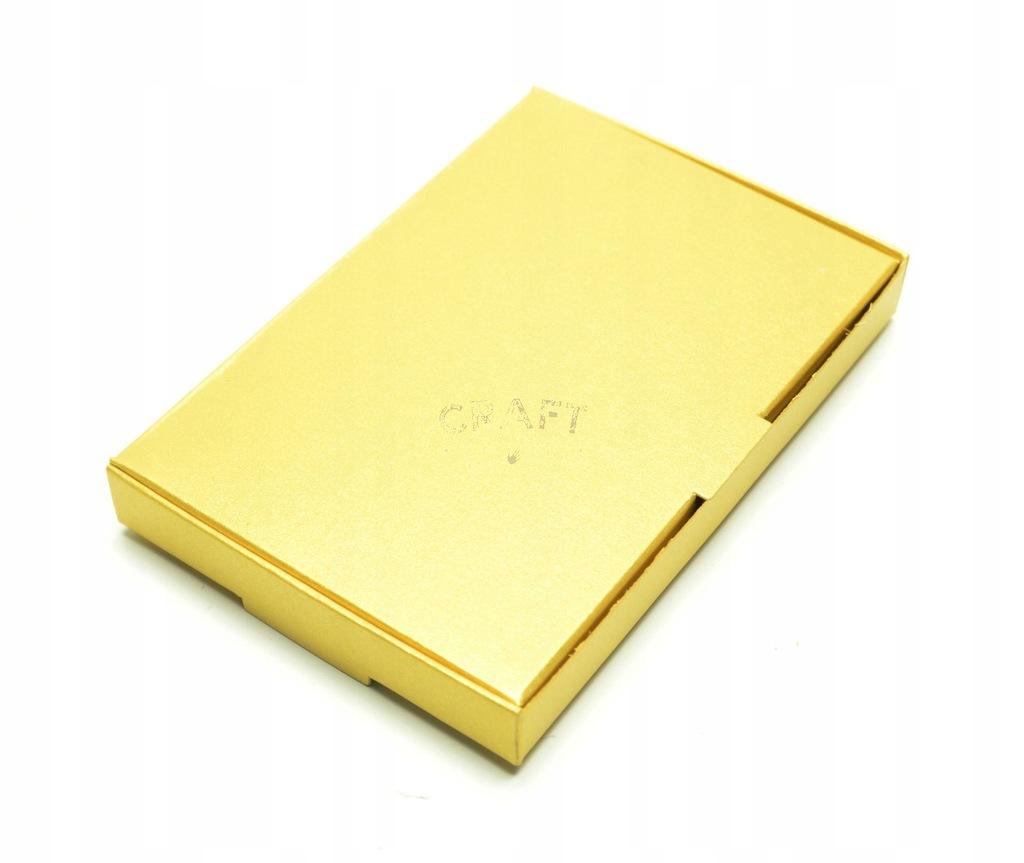Wizytownik złoty pełny - GoatBox