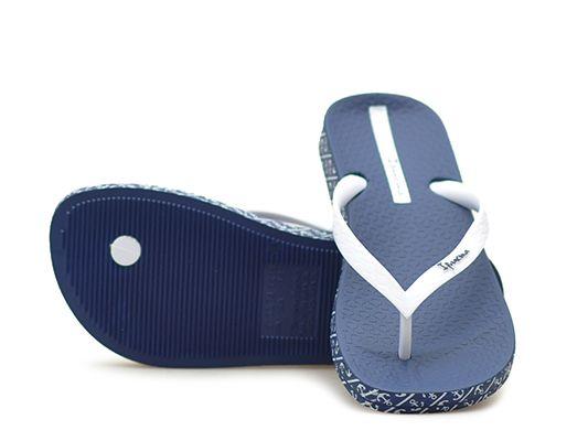 Ipanema Japonki 25924 Niebieskie/Białe_39 Arturo