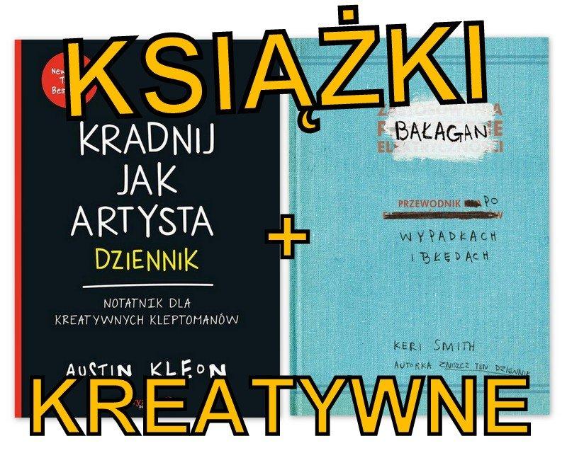 Kradnij Jak Artysta Dziennik Balagan Keri Smith 6471626288 Oficjalne Archiwum Allegro