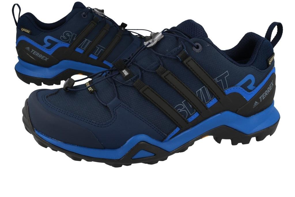 Buty męskie adidas Terrex AX3 niebieskie 47 13