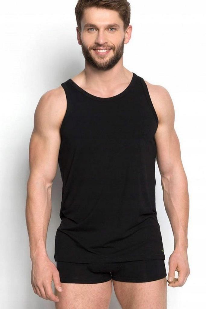 Koszulka Model Grant 34323-99X Black