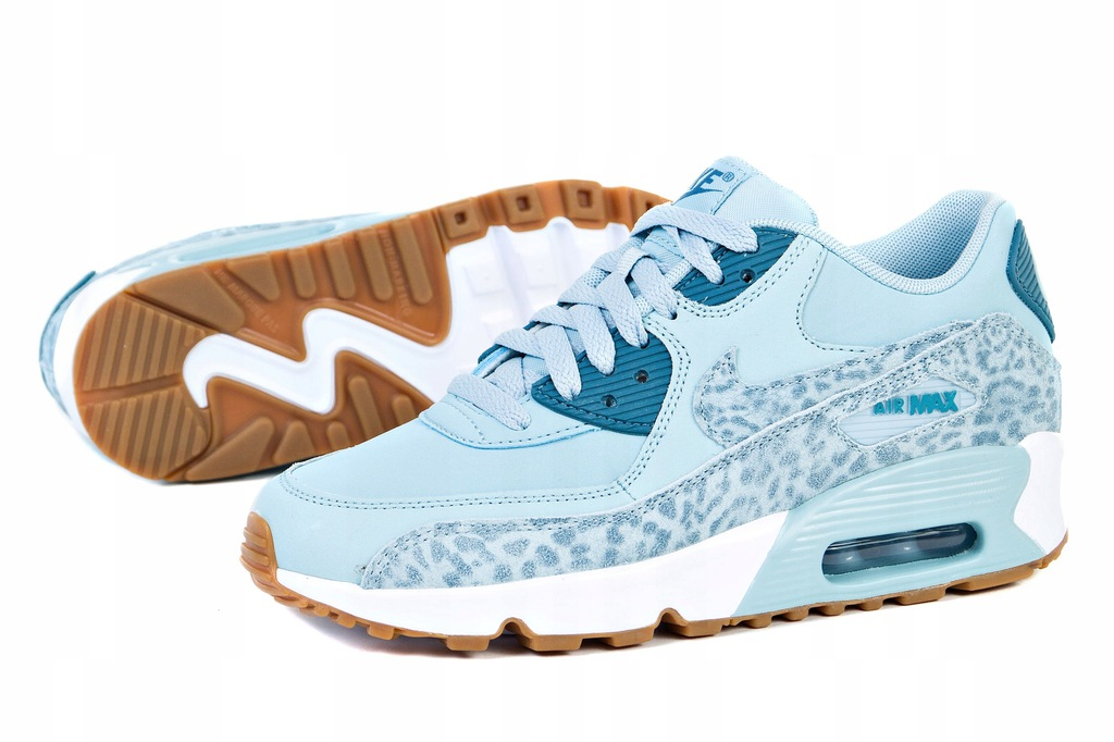 Buty NIKE Air Max 90 Ltr Se GG 897987 400 OceanBliss