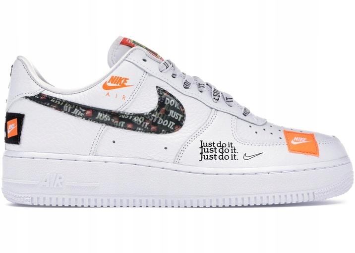 Nike Air Force 1 '07 Premium JDI white size 45,5 AR7719 100
