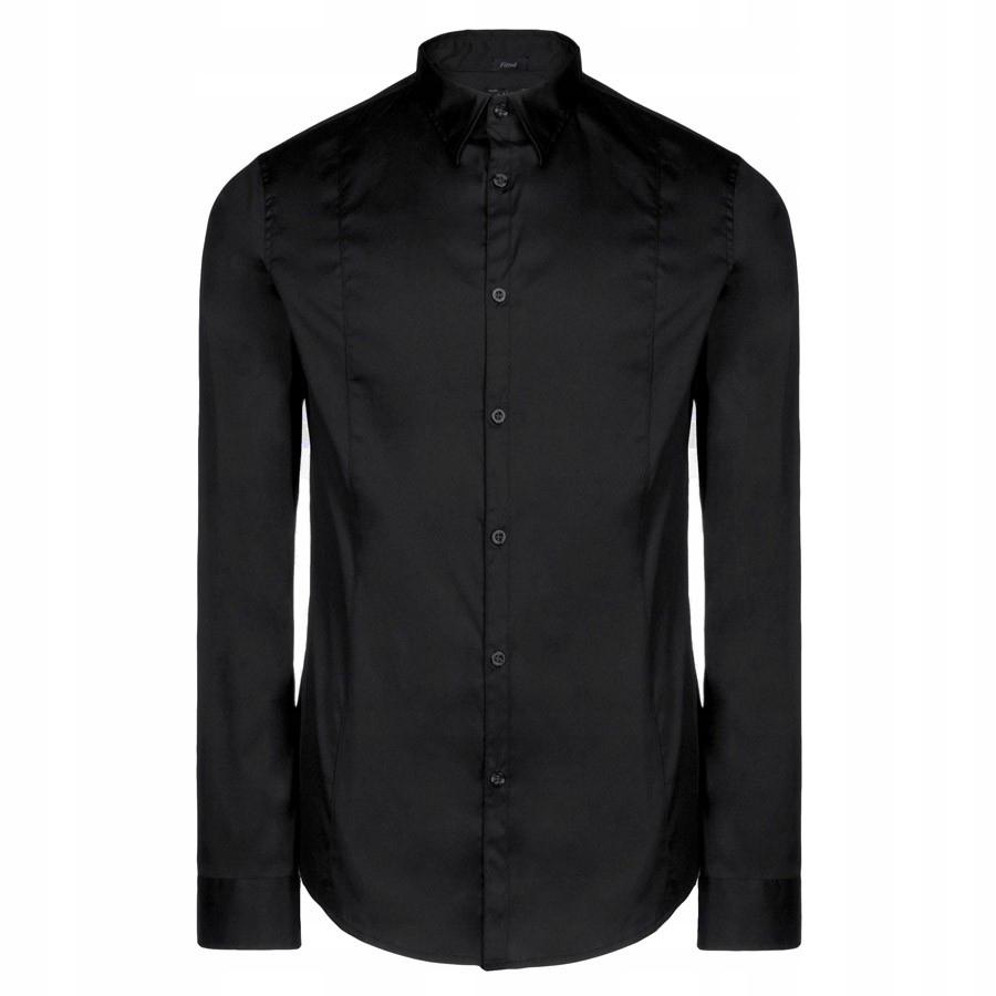 Armani Jeans koszula męska slim fit S