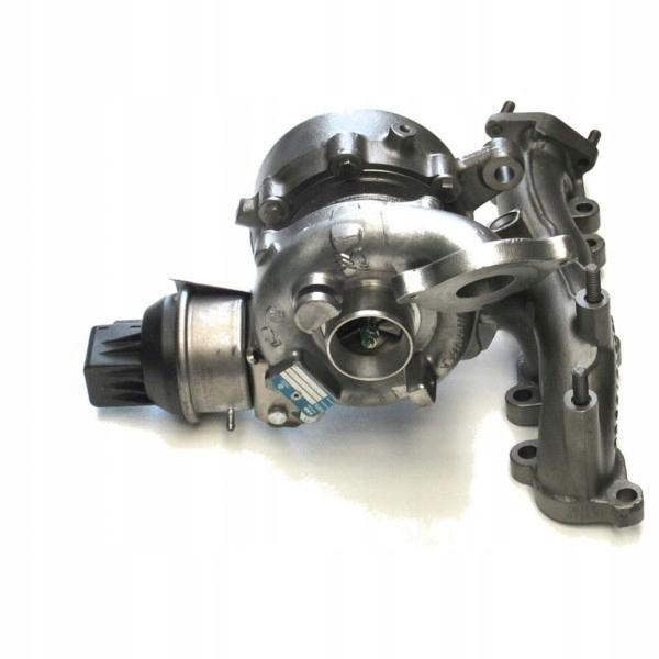 Turbo Vw Passat B6 2 0 Tdi 170 Km Cbbb 53039700129 7338269057 Oficjalne Archiwum Allegro