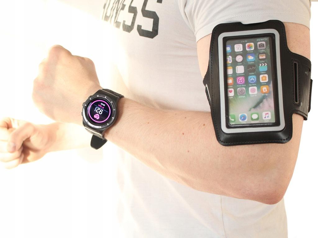 Smartwatch Zegarek Do Iphone Se Iphone X 7099520161