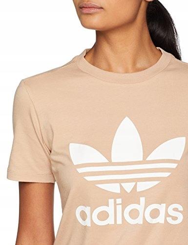 Bluza Adidas beżowa 44