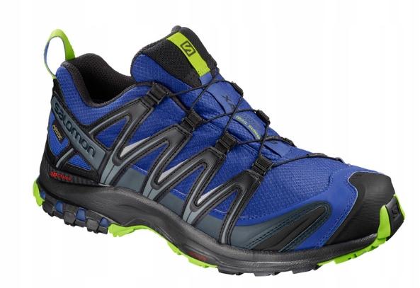 Buty do biegania męskie Salomon XA Pro 3D GTX 42 23