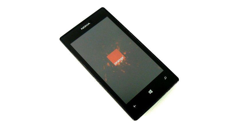 Nokia Lumia 520 Orange 7089594175 Oficjalne Archiwum Allegro