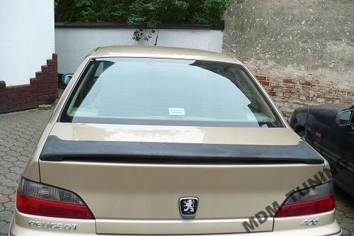 Peugeot 406 Sedan Spoiler Tuning 6656073890 Oficjalne Archiwum Allegro