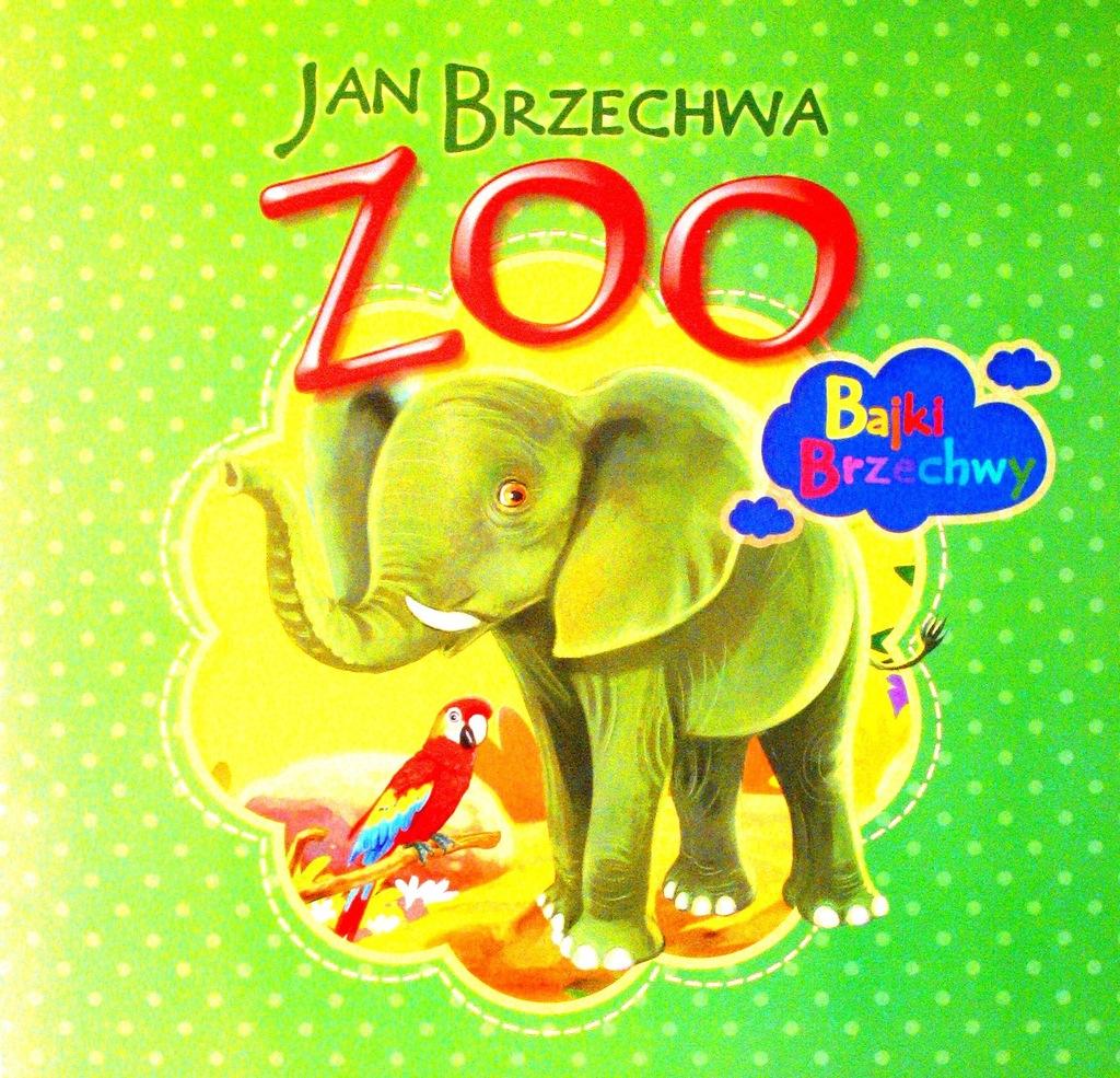 Bajki Brzechwy Zoo Jan Brzechwa Nowa 7193519003
