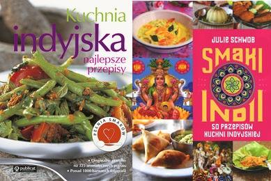 Kuchnia Indyjska Najlepsze Smaki Indii 7251762424 Oficjalne Archiwum Allegro