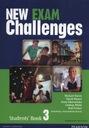 New Exam Challenges 3 Podręcznik wieloletni + CD G