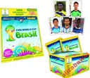 NAKLEJKI PANINI BRASIL BRAZIL 2014 Dowolne 10 Szt