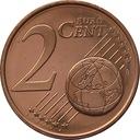 2 euro cent 2014 ŁOTWA z rolki menniczej