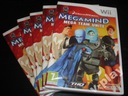 Megamind: Mega Team Unite [NOWA] gra gry Wii